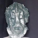 Masque Gris-Bleu 01
