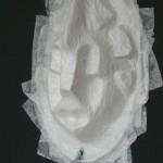 Masque Exotique sur Carton plume 02