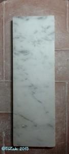 Un marbre